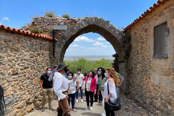 Aldeias Históricas de Portugal inspiram criação de Rede de Conjuntos Históricos na província de Badajoz