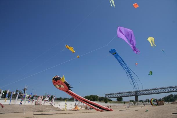 Mais de oitenta praias fluviais do Centro podem receber cerca de 30 mil pessoas
