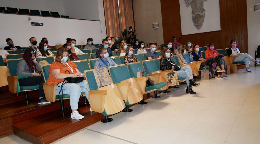 Câmara de Águeda partilha boas práticas com técnicos de juventude europeus
