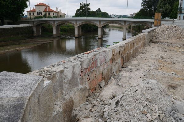 Espelho de água do Rio Águeda só surgirá em julho