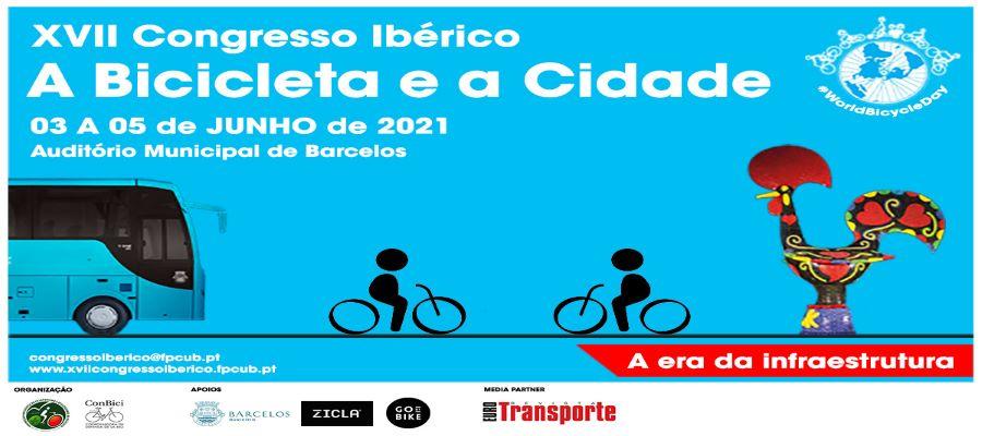 """Ciclaveiro apresenta a """"Casa da Bicicleta – Ciclaveiro"""" no """"Congresso Ibérico"""" em Barcelos, no dia 04 de junho"""