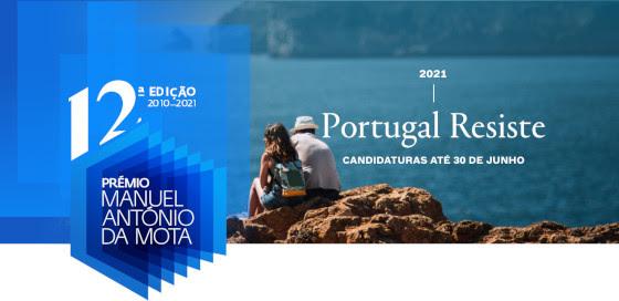 Prémio Manuel António da Mota – 12ª Edição (2021) Portugal Resiste