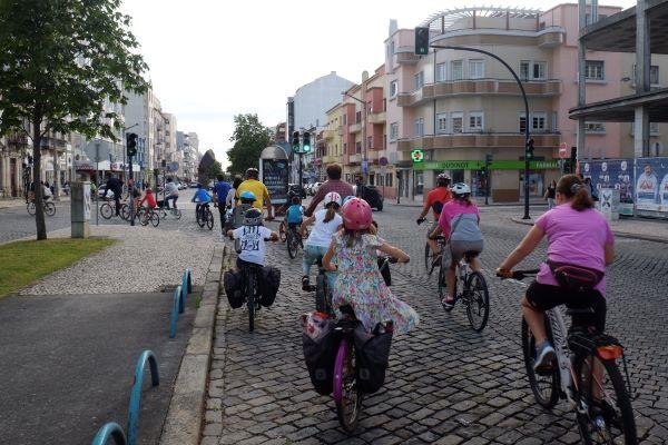 Passeios em Bicicleta Ciclaveiro/Veolia no EcoAventura 2021