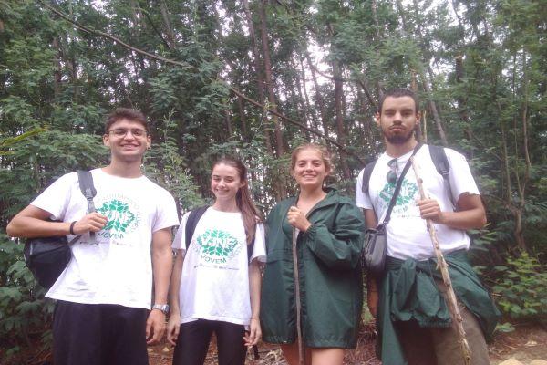 Câmara de Águeda convida jovens a vigiar a floresta