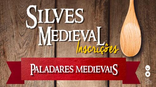 Inscrições para Silves Paladares Medievais
