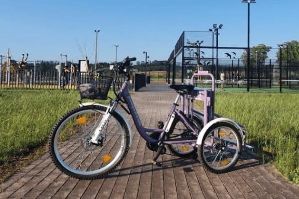 Anadia adquire mais uma bicicleta elétrica para reforçar limpeza urbana