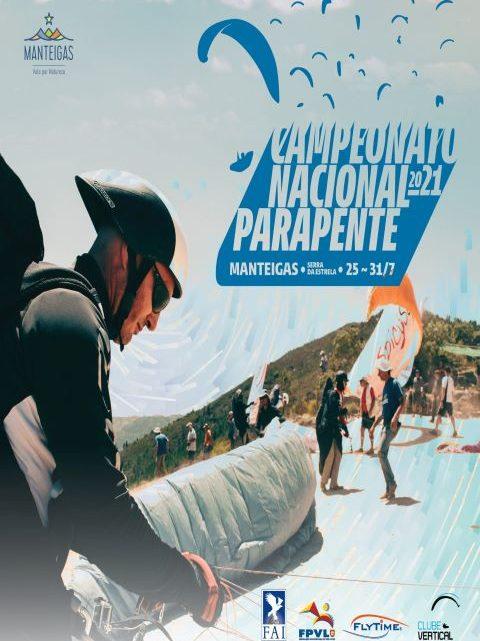 Manteigas acolhe Campeonato Nacional de Parapente 2021