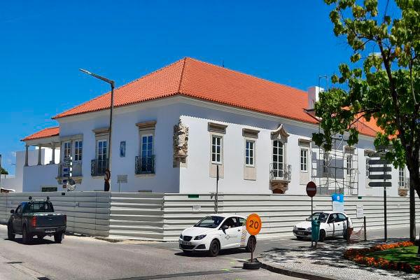 Cantanhede | Durante duas semanas: Trânsito interrompido na envolvente à Casa da Cultura/Museu da Pedra