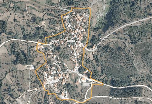 CONDEIXA: Nova delimitação da ARU de Casmilo