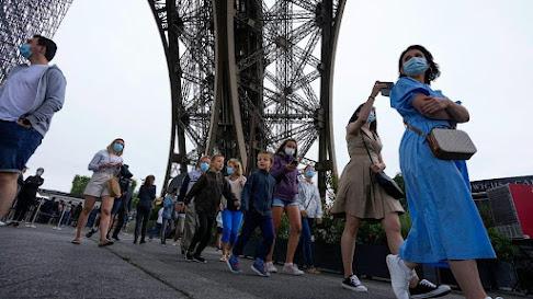 França entrou na quarta vaga do vírus