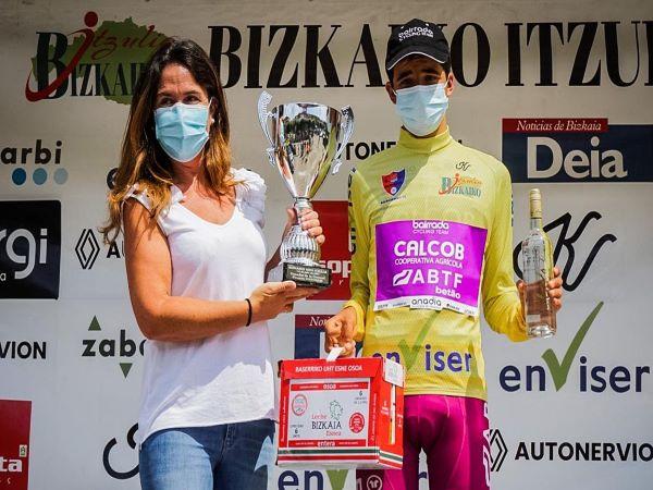 Proença-a-Nova   Gonçalo Tavares conquista prova de ciclismo espanhola Bizkaiko Itzulia