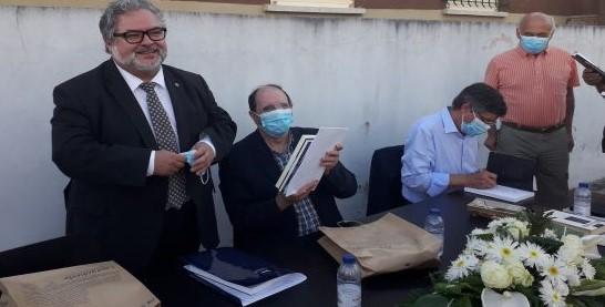 """""""A Gândara na obra narrativa de Carlos de Oliveira"""": Livro de Mário Oliveira apresentado na Casa Carlos de Oliveira"""