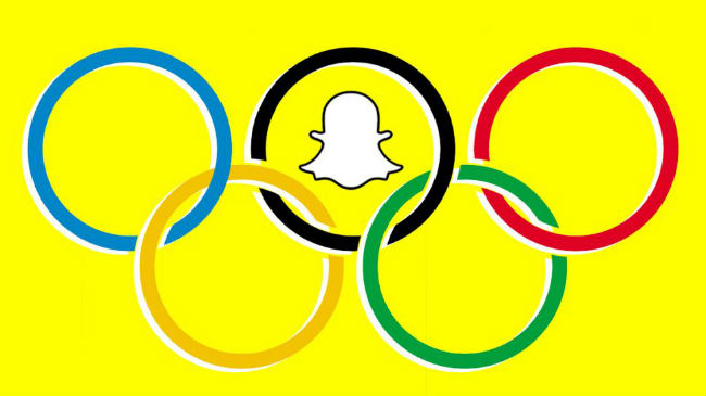 México   Disfruta Los Juegos Olímpicos Con La Realidad Aumentada De Snapchat