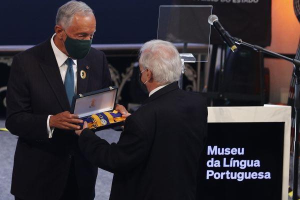 Museu da Língua Portuguesa é primeiro condecorado com a medalha Camões