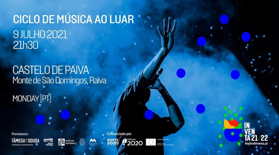 Castelo de Paiva | Espectáculo realiza-se na próxima Sexta Feira