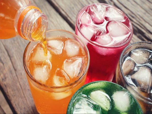 Redução de 10% de açúcar nas bebidas