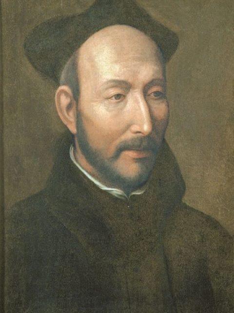 A impostação de alma de Santo Inácio de Loyola
