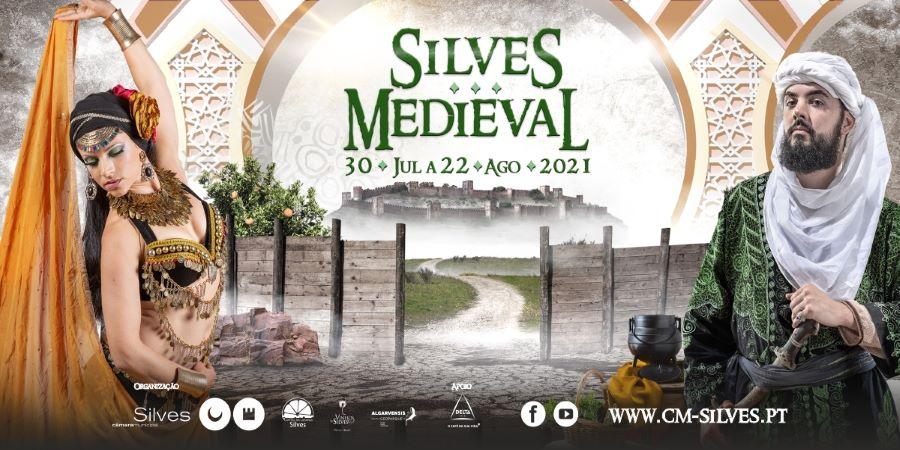 SILVES MEDIEVAL DÁ NOVA VIDA À CIDADE ENTRE 30 DE JULHO E 22 DE AGOSTO
