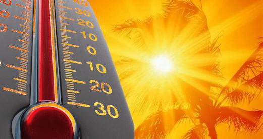 Temperaturas sobem a partir de hoje e podem atingir 40 graus em algumas regiões