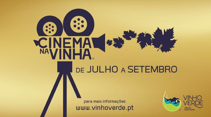 Entre Julho e Setembro há filmes e provas de Vinho Verde