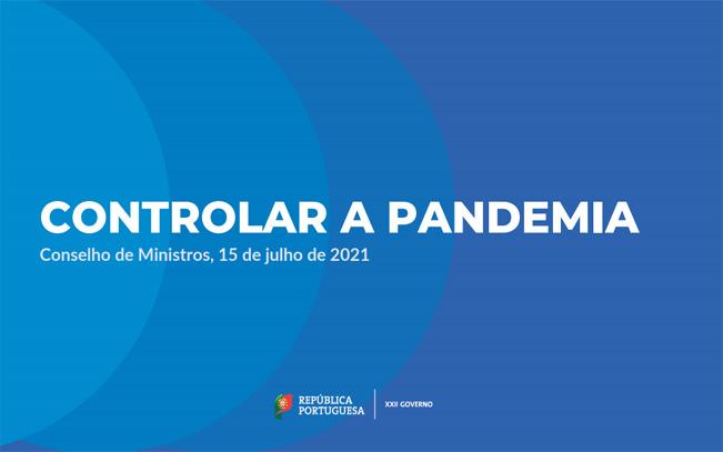 Controlar a pandemia de Covid-19