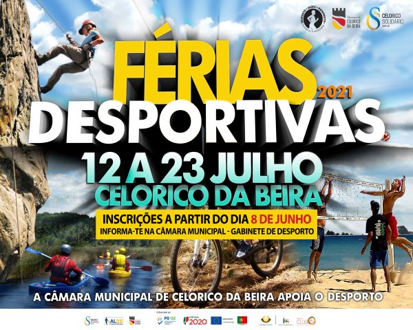 Celorico da Beira | Férias Desportivas 2021