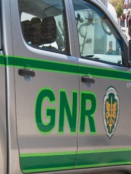 Atividade operacional semanal da GNR