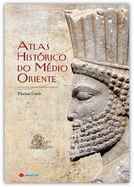 Livros   Atlas Histórico do Médio Oriente