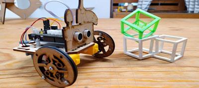 Águeda Living Lab realiza oficinas tecnológicas de Desenho 3D, Scratch e Eletrónica Online
