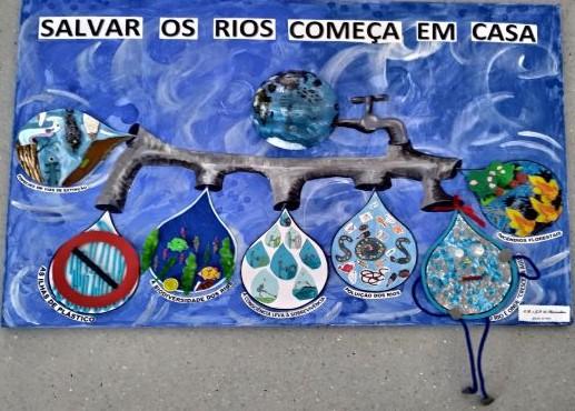 Águeda | Câmara desafia escolas a elaborarem trabalhos artísticos sobre o ambiente
