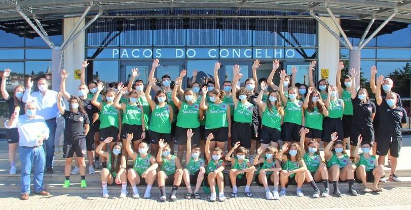 Proença-a-Nova acolhe 65 jovens em dois campos de férias dedicados ao basquetebol