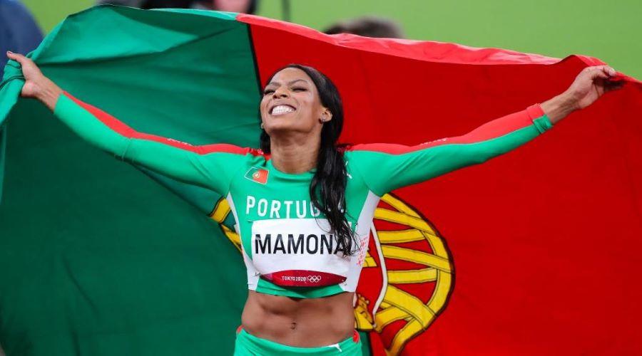"""Patrícia Mamona: """"Estou feliz, faço parte dos 15 metros"""""""
