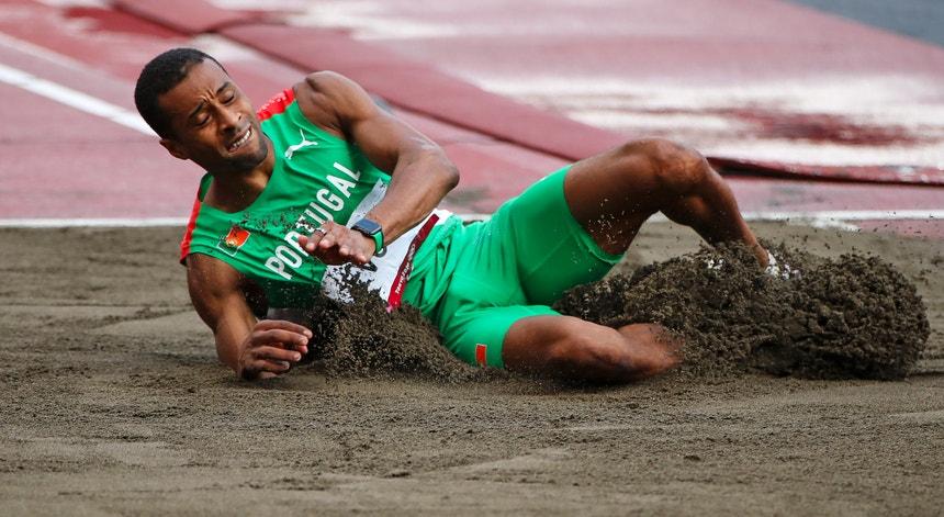 Nelson Évora falha final do triplo salto na despedida