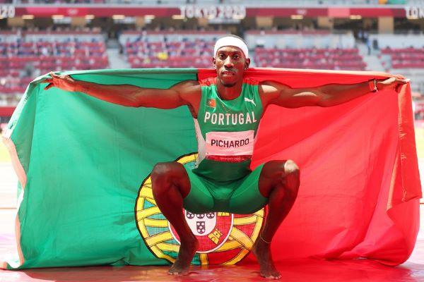 Pedro Pichardo conquista medalha de ouro no triplo salto