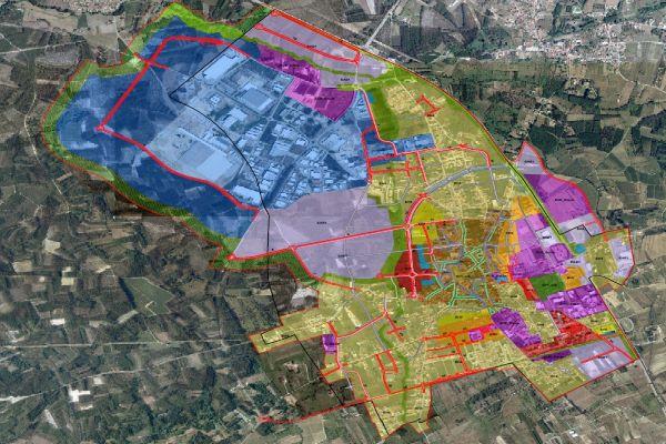 No próximo dia 6 de agosto: Proposta de Revisão do Plano de Urbanização apresentada em Cantanhede