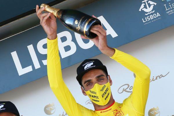 Rafael Reis é o primeiro camisola amarela na Volta a Portugal