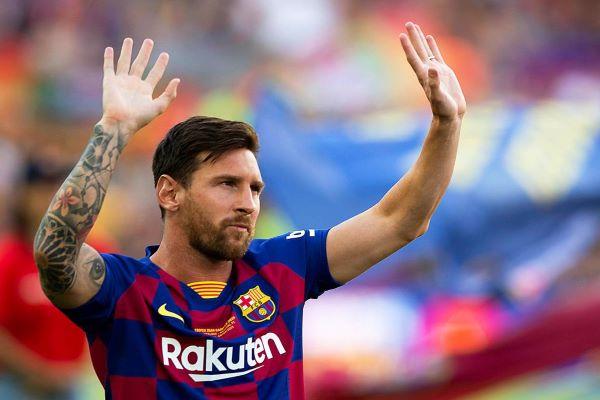 Oficial. Messi sai do Barcelona