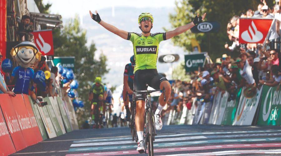 5.ª etapa da Volta a Portugal em Bicicleta inicia em Águeda a 10 de agosto