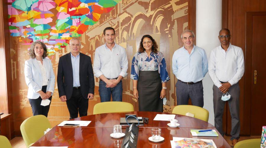 Municípios de Águeda e do Sal estreitam cooperação institucional