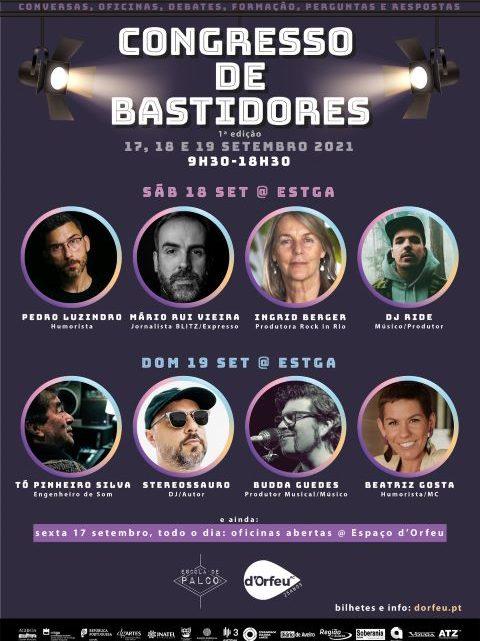 1º Congresso de Bastidores chega este fim-de-semana a Águeda!