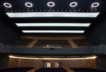Visitas guiadas ao renovado Teatro Municipal da Covilhã