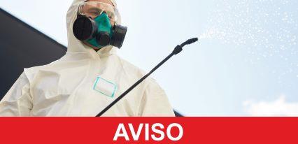 Silves | AÇÃO DE DESBARATIZAÇÃO E DESRATIZAÇÃO DECORRERÁ DE 13 DE SETEMBRO A 18 DE OUTUBRO