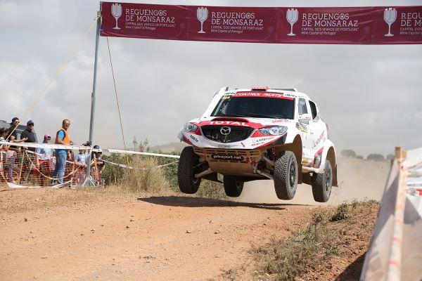 Baja TT Reguengos de Monsaraz Capital dos Vinhos de Portugal com 194 pilotos em competição