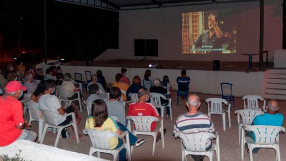 Proença-a-Nova | CLDS 4G promove sessões de cinema nas aldeias do concelho