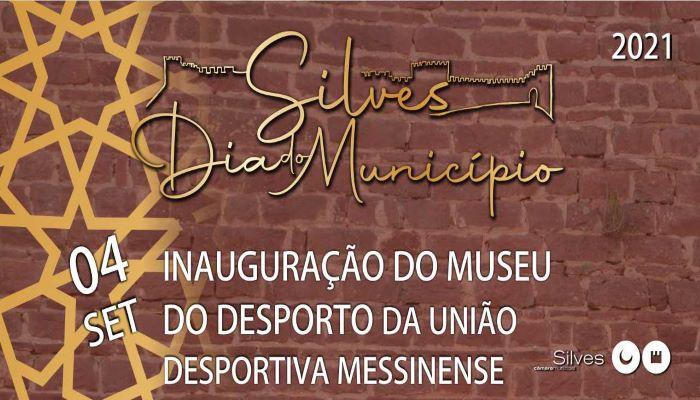 INAUGURAÇÃO DO MUSEU DO DESPORTO DA UNIÃO DESPORTIVA MESSINENSE