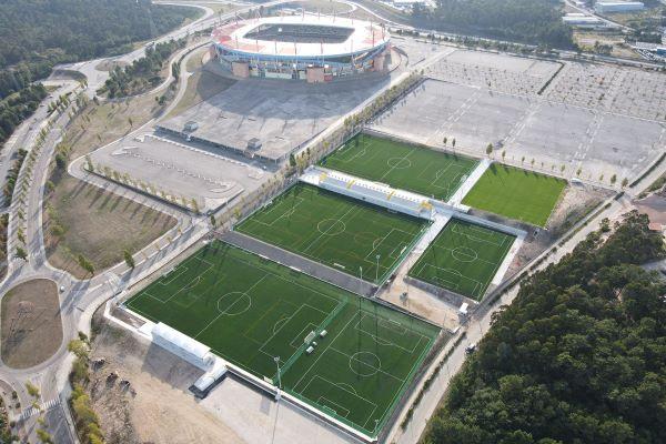 Inauguração do Complexo de Campos de Treino do Estádio Municipal de Aveiro – Mário Duarte