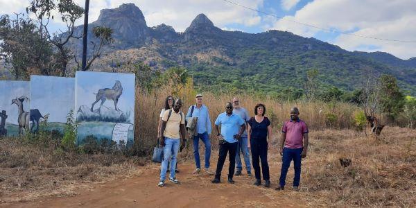 Coimbra | Comitiva da ESAC esteve em missão em Moçambique
