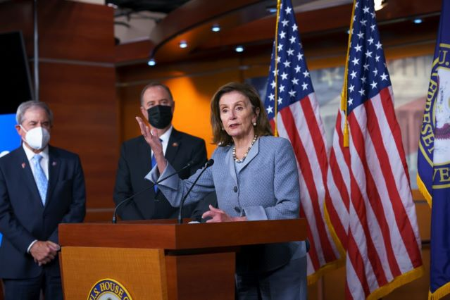 BREAKING NEWS: House passes doomed proposal to fund government, avoid debt default