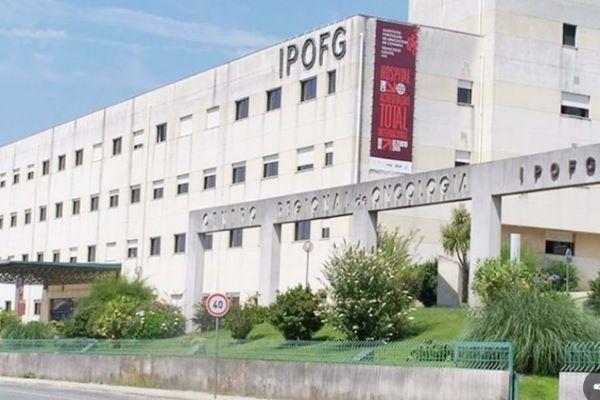 Início da Empreitada de Requalificação do Edifício de Cirurgia/Imagiologia do IPO de Coimbra – 27 de setembro