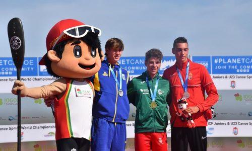 Pedro Casinha é Campeão do Mundo em Montemor-o-Velho